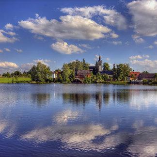 Nageler See - ©Ferienregion Fichtelgebirge