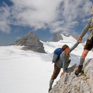 170 Jahre Klettersteig in Ramsau am Dachstein - ©TVB Ramsau  | H. Raffalt