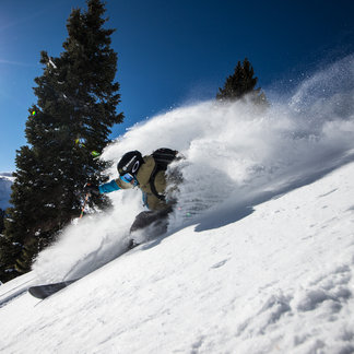 2 Reasons to Exit I-70 Immediately: Loveland & A-Basin - ©Liam Doran