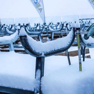 Es hat geschneit! Bilder aus den Skigebieten - ©Facebook Zillertal Arena
