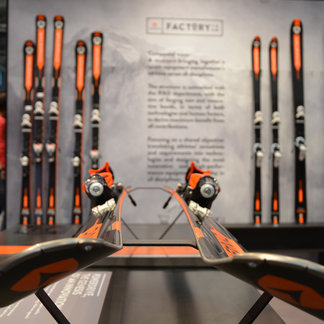 ISPO 2016 : Ski & Chaussures de ski - ©Skiifno