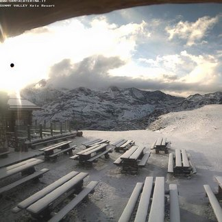 Neve fresca a Luglio! - ©Santa Caterina Valfurva