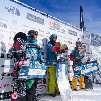 Freeride World Tour 2013 - Chamonix