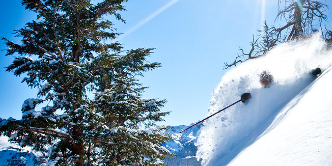 This Year's Best in the West Ski Resort: Mammoth Mountain