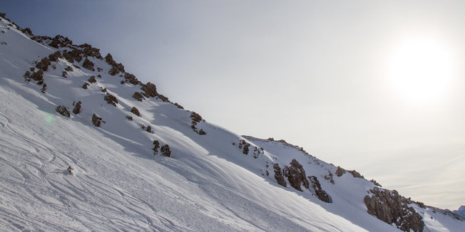 Sankt Anton am Arlberg, Februari 2016 - ©Skiinfo