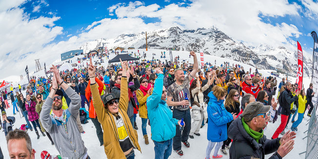LIVE IN TIGNES BY FRANCOFOLIES - ©Andy Parant