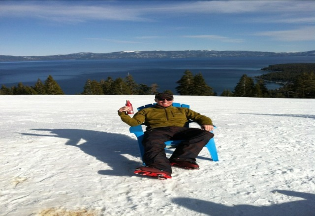 Best view in Tahoe!