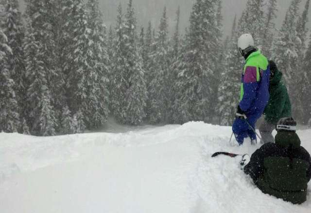 Sick pow all over!
