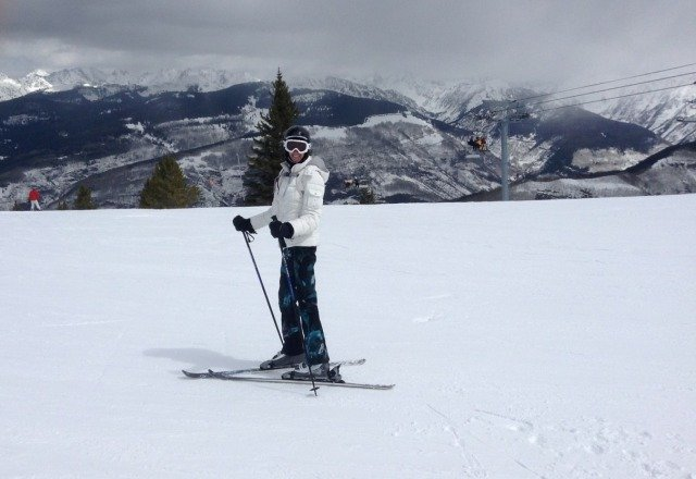 Spring Break at Vail! Love it!