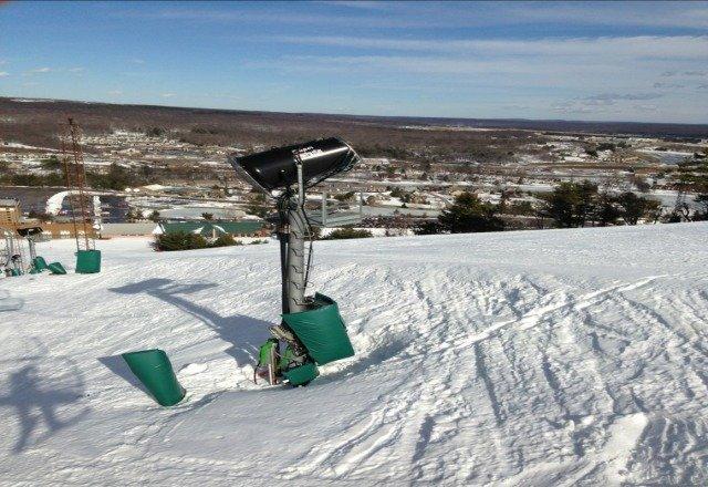 Spring skiing :-)