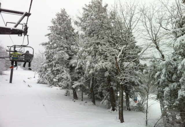 outstanding.  best pow for the year. all ungroomed open were brilliant.  more to come!!