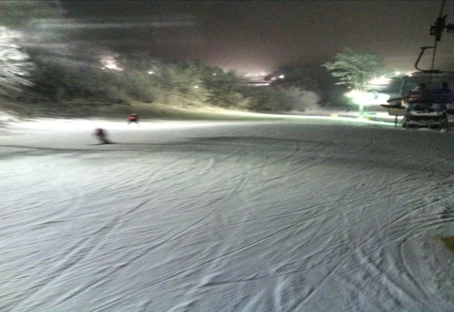 Conditions were pretty good last night.  Crowds low excellent March Madness skiing .  Get there before it melts this weekend..