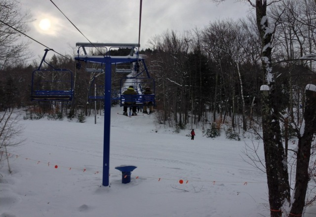 Had a great time at Pats yesterday (Dec 30th). if you're complaining about ice, you obviously can't ski the east. There were no lift lines and the conditions and weather were excellent.