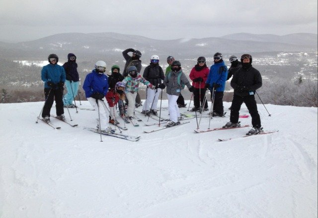 Awesome day at Mt Snow.