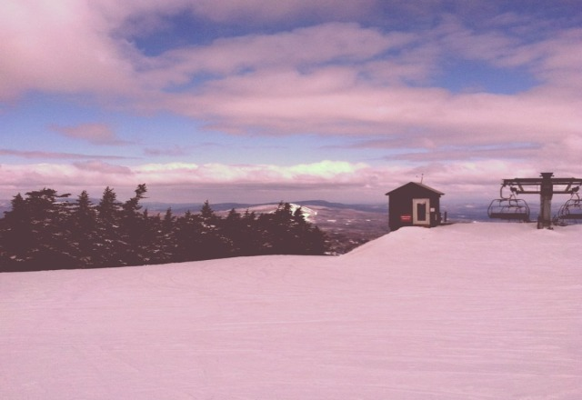 great conditions all day.