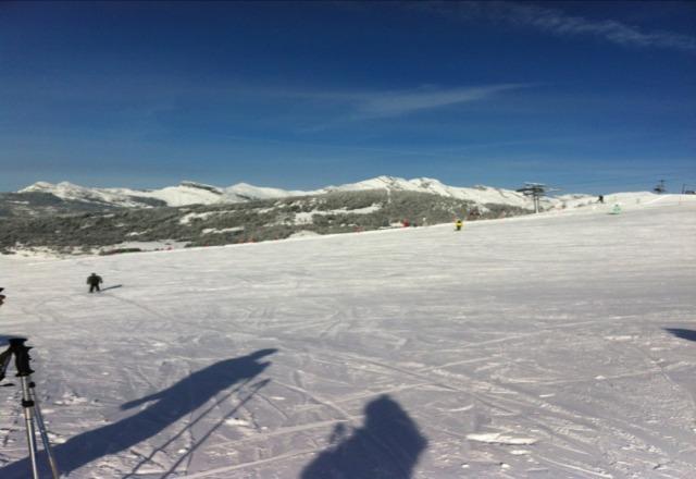 good snow