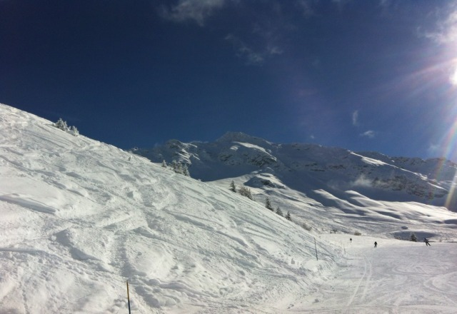 great weeks skiing with fantastic snow