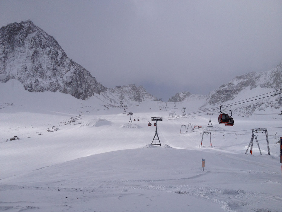 Stubai Glacier - ©Stubaier Gletscher