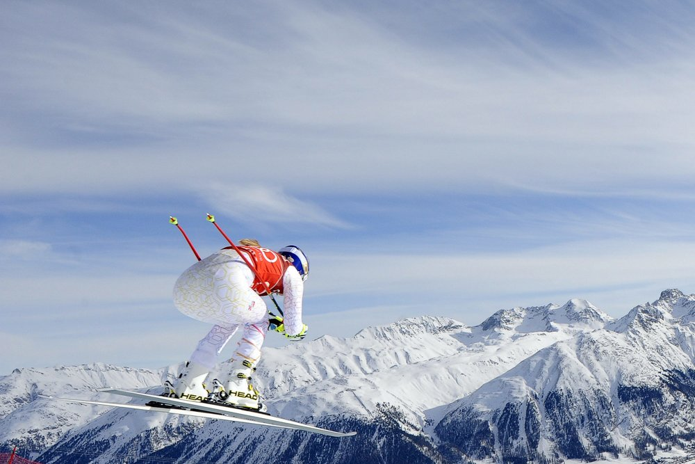 Ski Corviglia, St. Moritz - ©EXPA Pictures