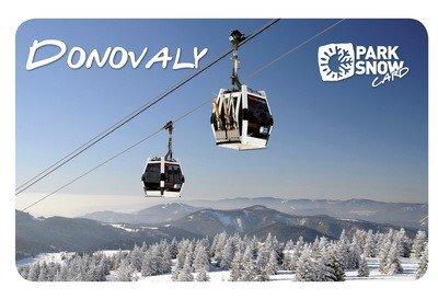 PARK SNOW Card - ©PARK SNOW Donovaly