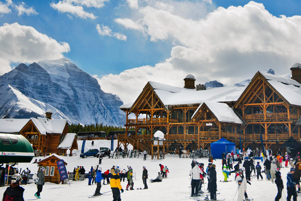 Consistently named one of the world's most beautiful ski resorts, Lake Louise is always ready to amaze. - ©Travel Alberta
