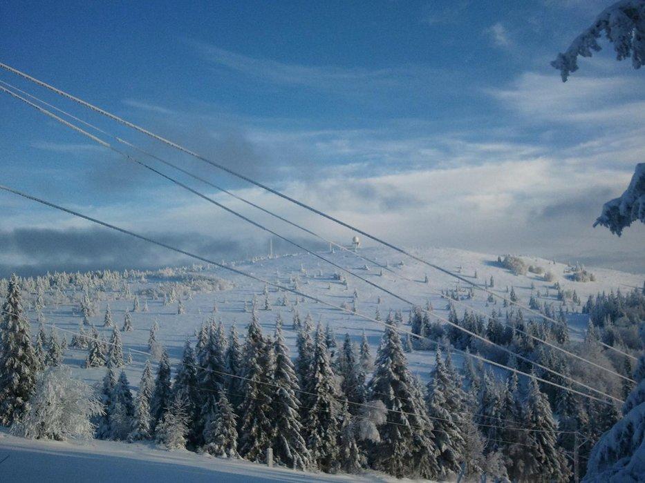 Skipark Erika Kojšovská hoľa - ©Skipark Erika facebook