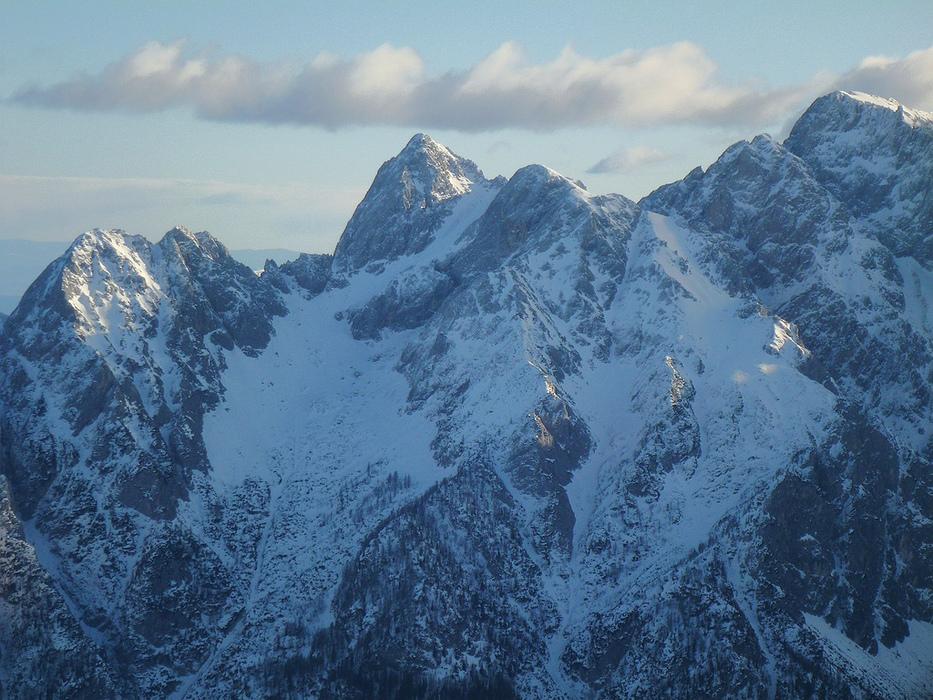 Kranjska Gora (Julian Alps) - ©Christian Pellegrin (chripell op Flickr)