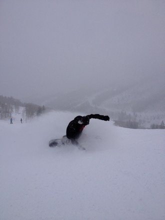 Saturday December 21st was an awesome powder day! great conditions and not to crowded at all!