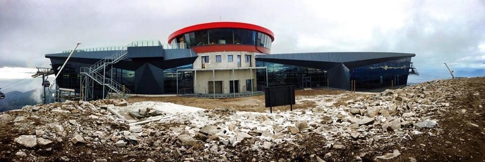 New building in Jasna Nizke Tatry