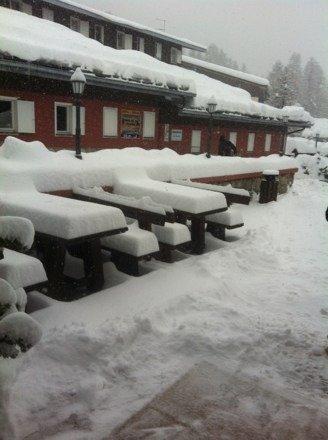 20 cm new snow :))