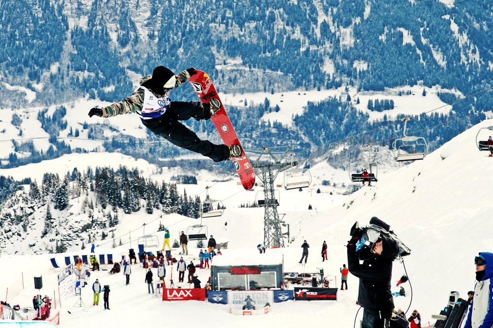 Burton European Open 2014  - ©Burton Snowboards