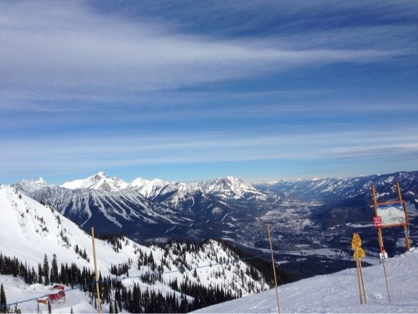 Nice day on the slopes!