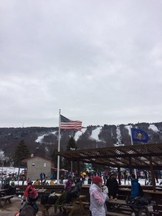 Great day.  Snow was amazing.  Little crowded but was all and all perfect!