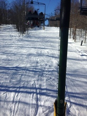 Sunshine and corduroy. I'm lovin it!