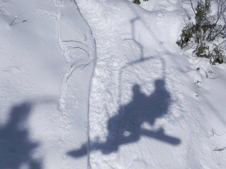 Find love on the lift at Black Mountain. - ©Black Mountain