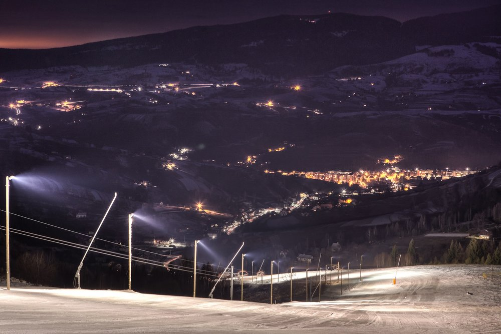 Košútka - night skiing - ©Košútka