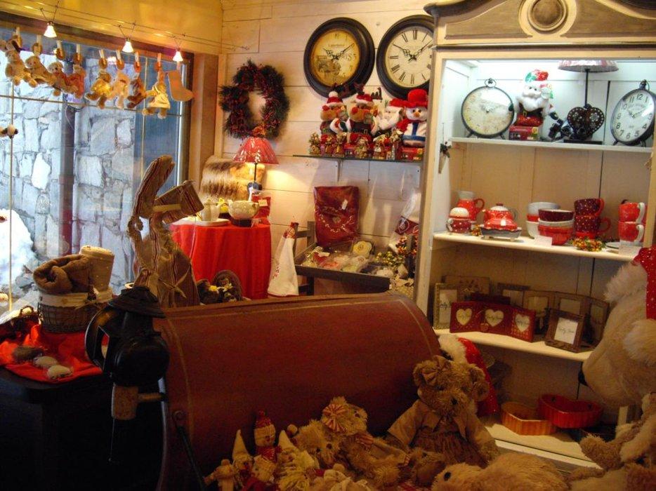 Les Trésors d'Arcadie: a charming little gift shop in Arc 1950 - ©Arc 1950