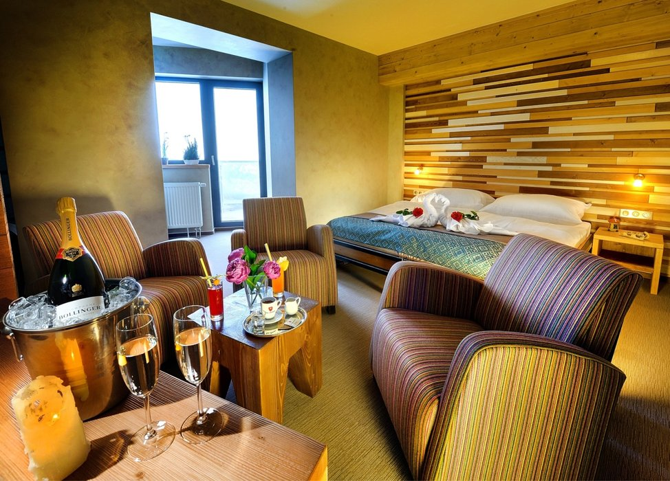 Deluxe Room in Milion Star Hotel Chopok - ©TMR, a.s.