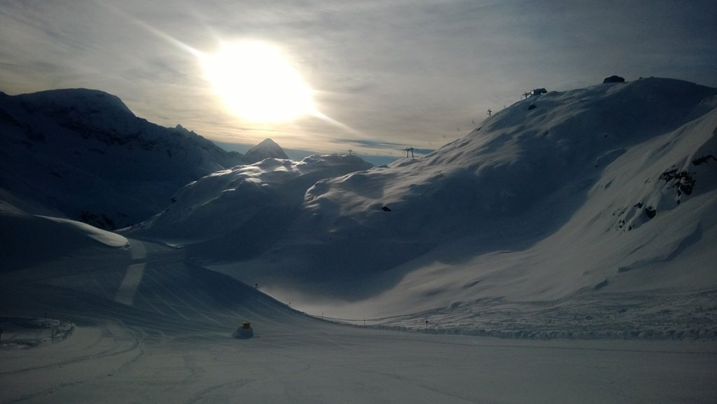Moelltal Glacier