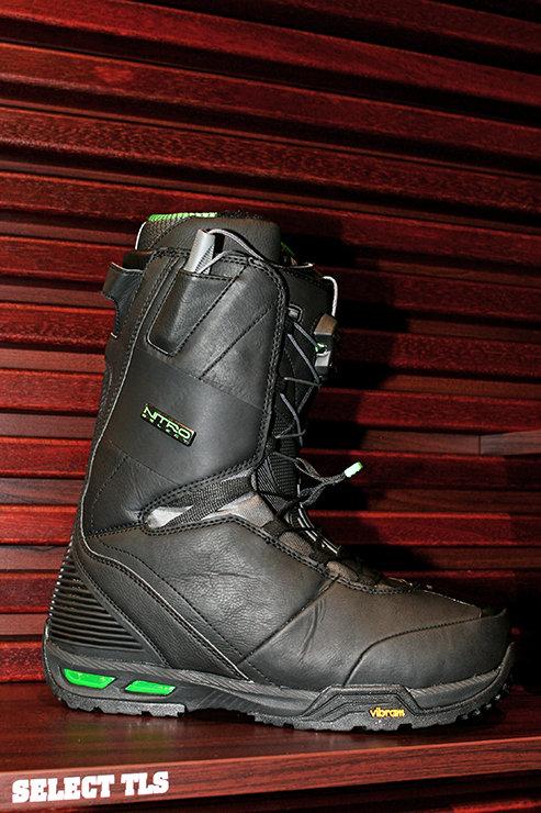NITRO Select TLS Boot