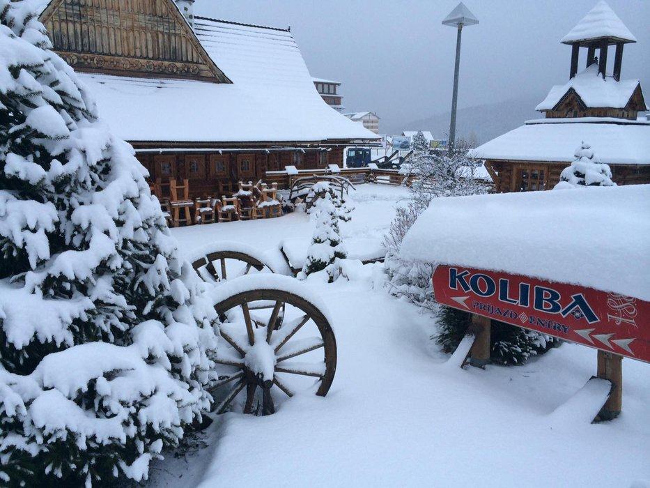 PARK SNOW Donovaly 11.2.2014 - ©PARK SNOW Donovaly