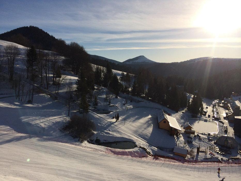 PARK SNOW Donovaly - Nová hoľa Feb 03