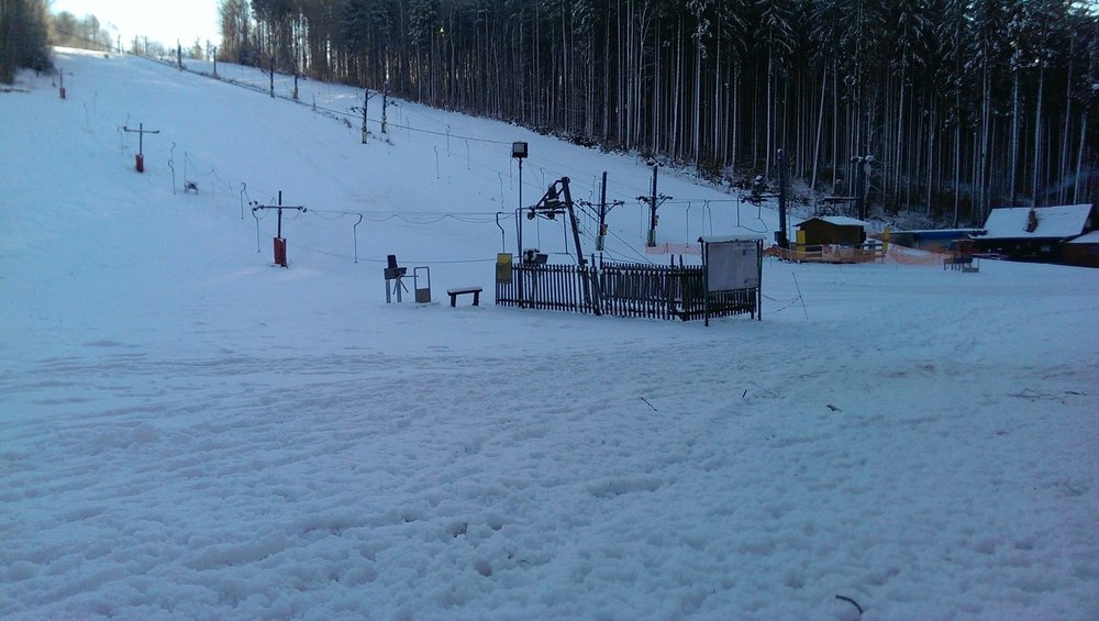Ski Land Stará Myjava 13.2.2014