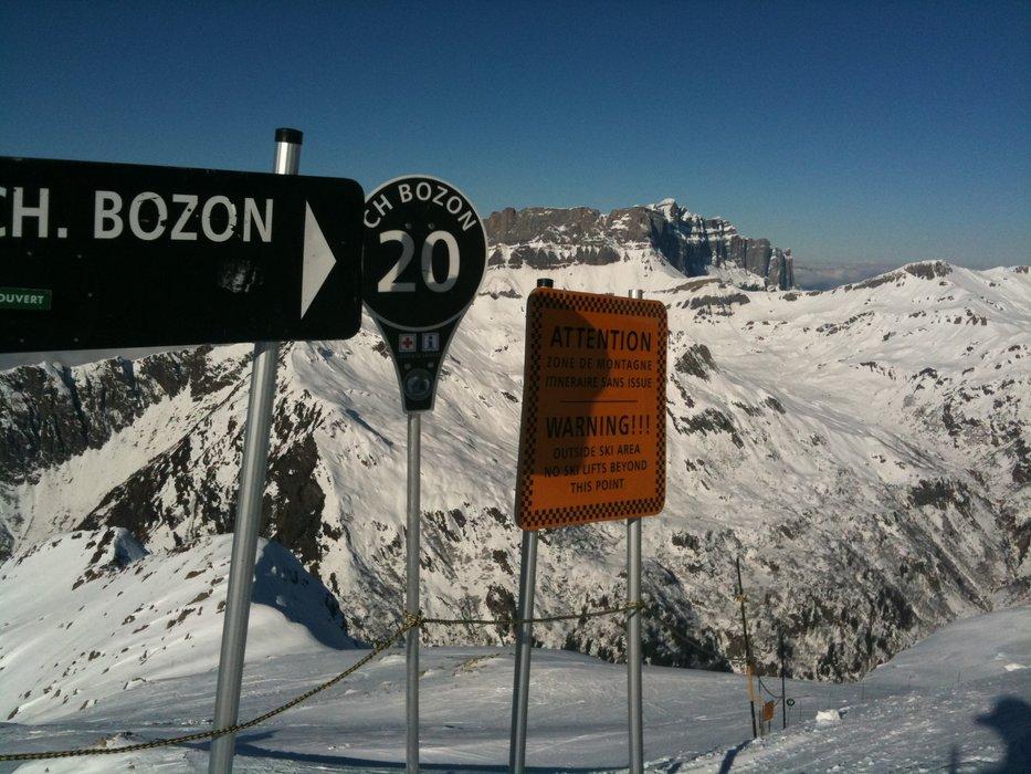 Chamonix Mont-Blanc - ©Skidude | skidude @ Skiinfo Lounge