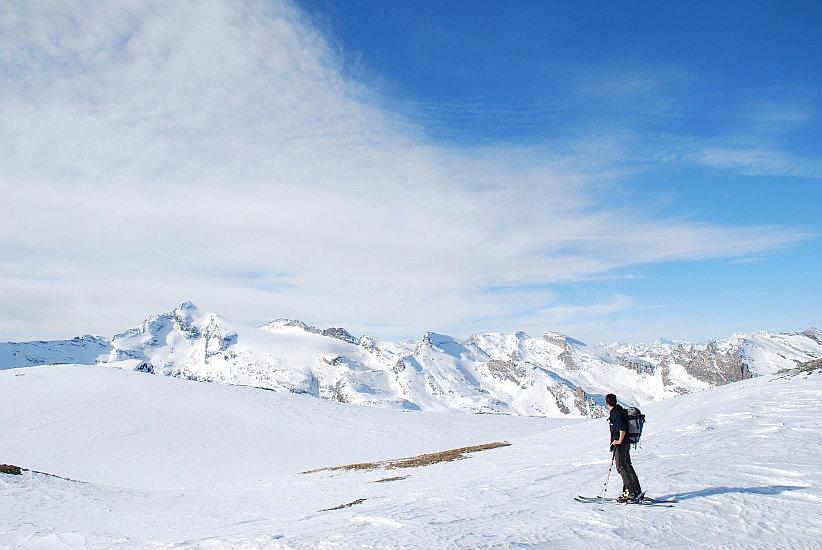 Skitour Fanellhorn (SUI) - ©Gerhard Dreher
