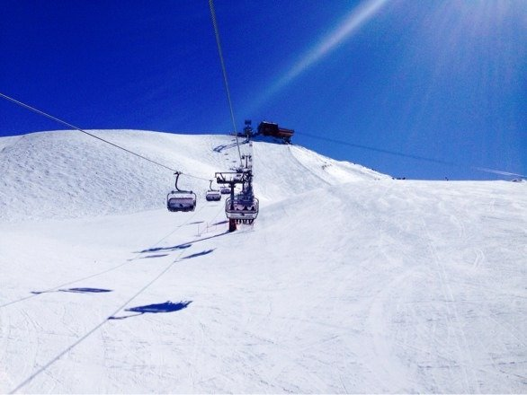 AWESOME conditions in Bormio!!!