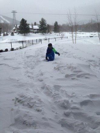 Enjoyed the ski and stay at Jay!