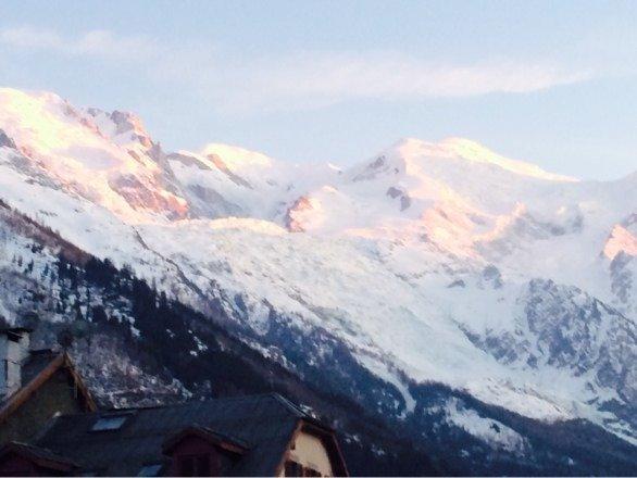 Mt Blanc!