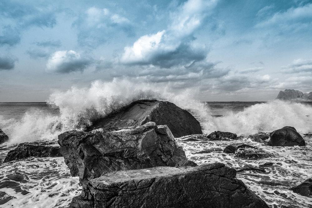 Kraft der Wellen - ©WhiteHearts