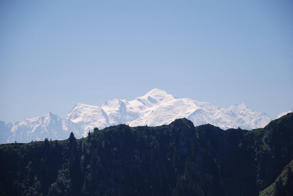 Mont Blanc - ©Steve Coull | Gadget man @ Skiinfo Lounge